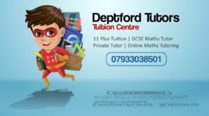 11 Plus Tutor maths tutor lewisham london