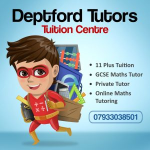 FAQs page about Deptford tutors 11 plus tutor maths tutoring london