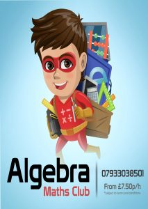 algebra club maths tutor lewisham london